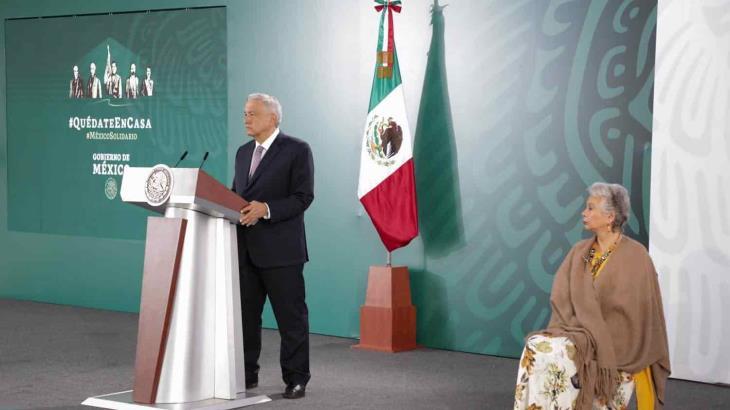 Atentado contra secretario de Seguridad tiene que ver con el trabajo que se realiza para encontrar la paz en la CDMX y el país: AMLO