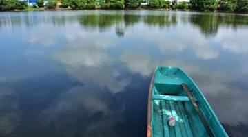 Vecinos organizados emprenden el rescate y reactivación de la laguna La Majahua.