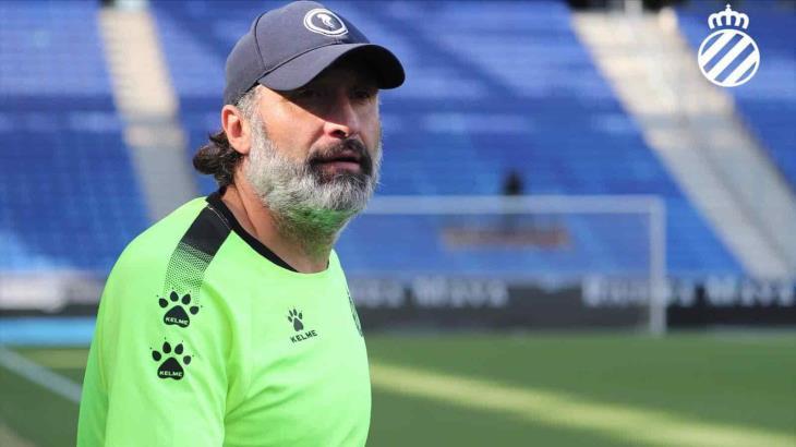 Despide El Espanyol a su DT y designa a Joaquín Pérez Rufete