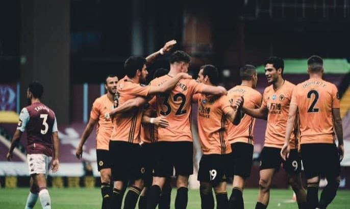 Wolverhampton del mexicano Raúl Jiménez derrota 1-0 al Aston Villa