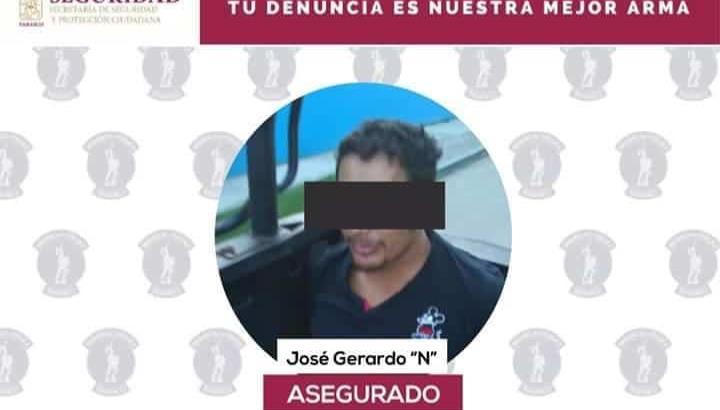Arrestan a sujeto en La Lima por violencia de género