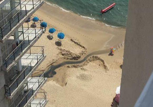 Pide PVEM investigación y sanción ejemplar por contaminación en playa de Acapulco