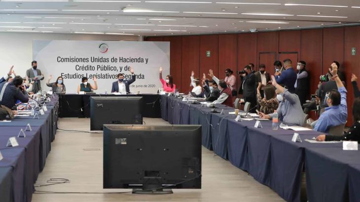 Comisiones del Senado aprueban leyes de Impuesto y de Calidad en el marco de la entrada del T-MEC