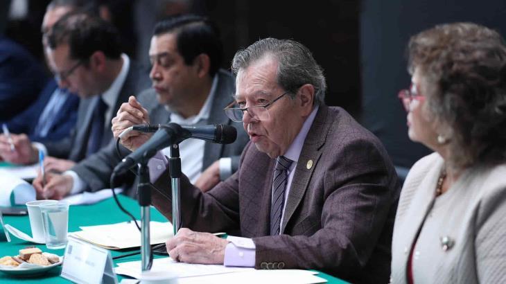 Niega Porfirio Muñoz Ledo haber renunciado a MORENA
