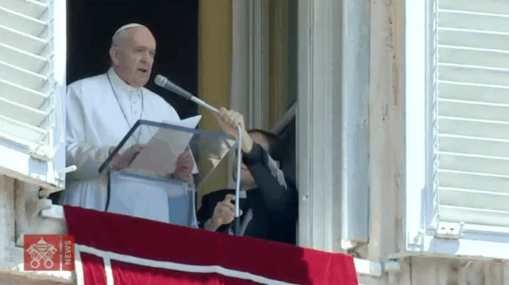 Corrupción se da en los gobiernos cuando sienten más amor por parientes que por la patria: Papa Francisco