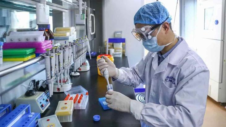 Reportan buenos resultados en vacuna experimental china contra coronavirus