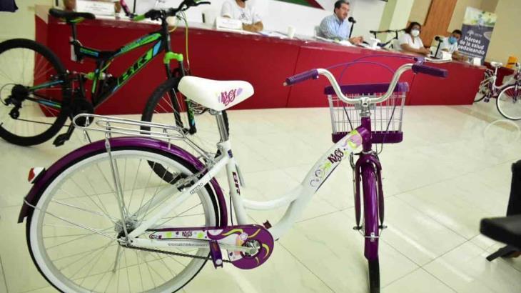 Hoy vence convocatoria para interesados en el programa Héroes de la salud pedaleando