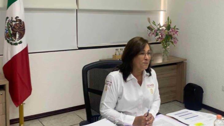 Señala Rocío Nahle que controversia en contra del acuerdo energético que promovió la COFECE se combatirá en tribunales