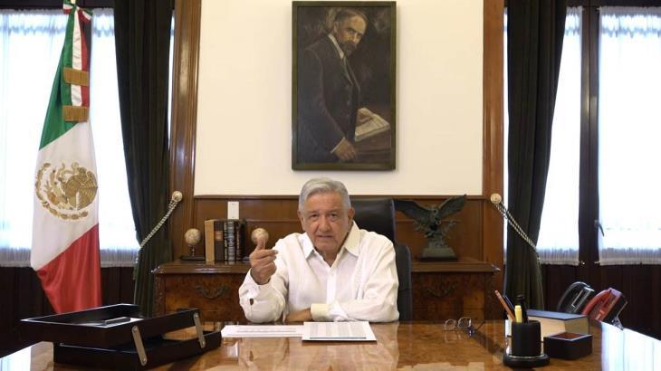 Presume Obrador que se está cumpliendo su pronóstico de recuperación rápida de la crisis económica en México