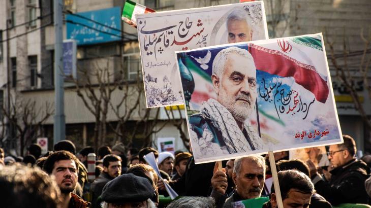Irán emite orden de arresto contra Donald Trump, por el asesinato del general Soleimani