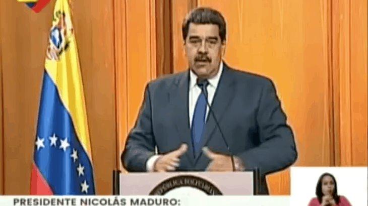 Expulsa Nicolás Maduro a embajadora de la UE; le da 72 horas para que abandone el país
