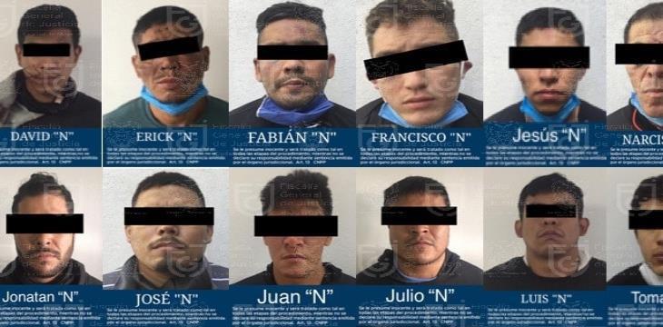 Vinculan a proceso a atacantes de García Harfuch; continuarán en prisión preventiva