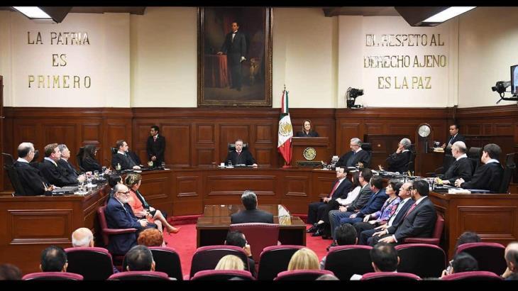 Suspende la SCJN acuerdo de política eléctrica presentado por Rocío Nahle... tras controversia constitucional de la COFECE