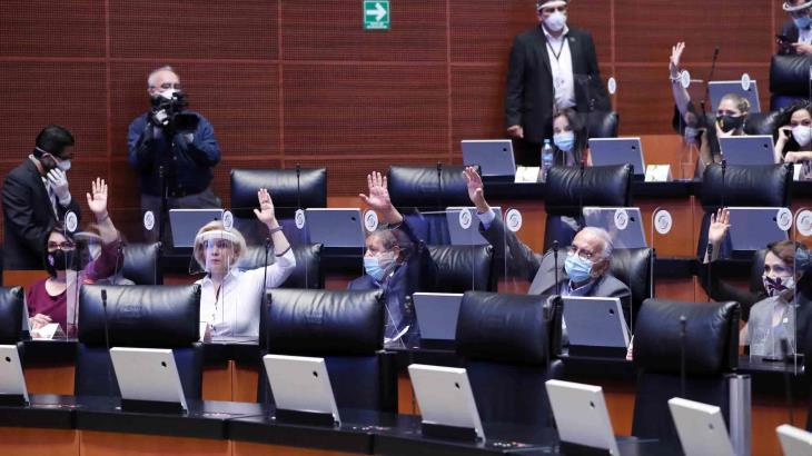 Aprueba Senado Mexicano Ley Federal de Protección a la Propiedad Industrial