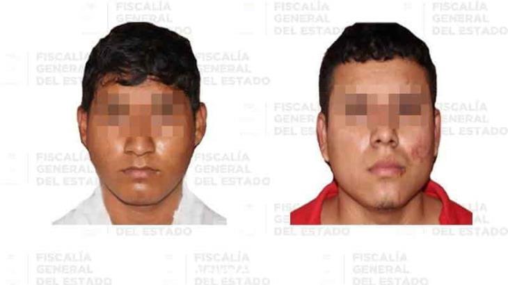 Condenan a 54 años de prisión a dos sujetos acusados de secuestro y extorsión en Centla