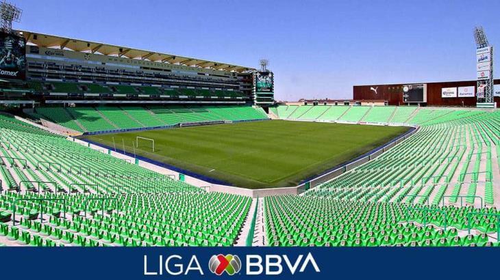Anuncia Liga MX, que sólo se permitirán 300 personas en los estadios en el Apertura 2020