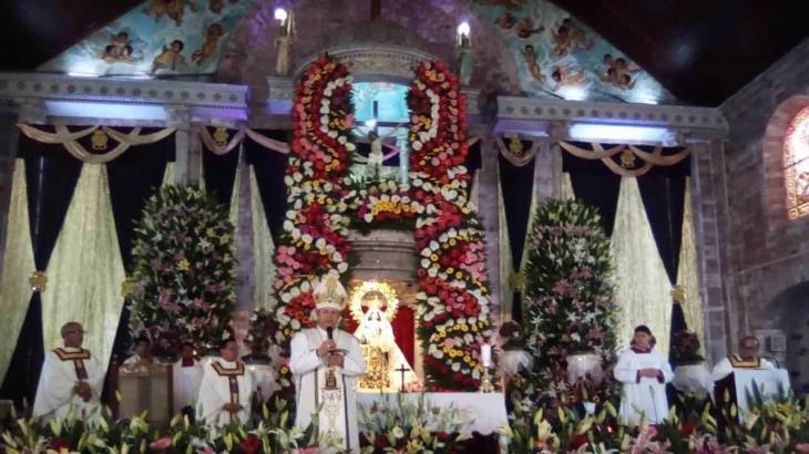 Confirman que festividades de la Virgen del Carmen en Ciudad del Carmen, serán sin feligreses