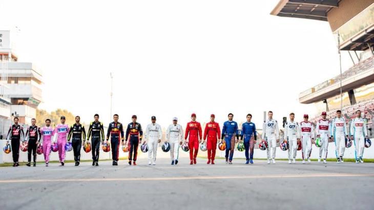 Analizan pilotos de la F1, arrodillarse en el inicio de la temporada, en apoyo al movimiento ´Black Lives Matter´