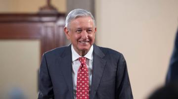 El combate a la corrupción y la atención a los pobres, sus mayores satisfacciones en el primer año de gobierno dice Obrador