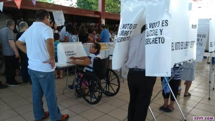 Aclara INE que tinta indeleble para votantes no transmite Covid-19