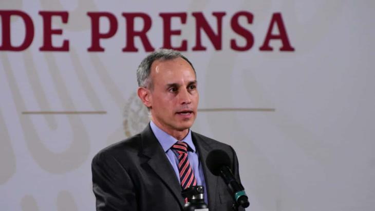 Se mantienen las proyecciones para México, la epidemia por Covid-19 será larga: López-Gatell