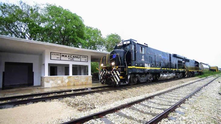 Acusa PRD que gobierno de AMLO pasa por encima de la Ley Ambiental con tal de construir el Tren Maya