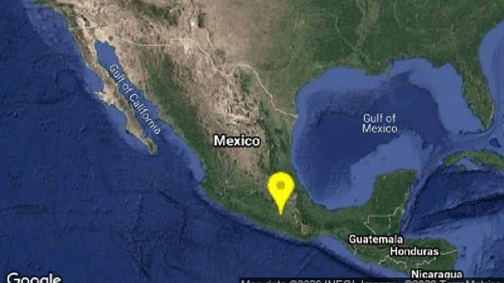 Se registra sismo de magnitud 4.7 en Tlapa Guerrero; se percibe en la CDMX, Morelos y Puebla