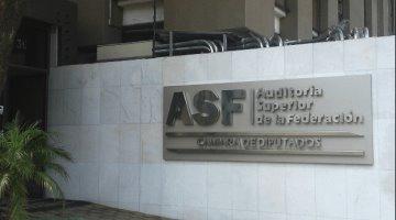 Aplaza ASF entrega del informe de la Cuenta Pública 2019 de AMLO, debido a la pandemia