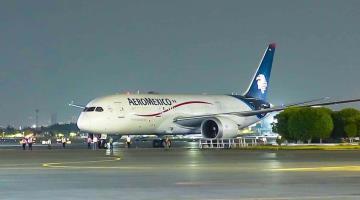 Anuncia Aeroméxico proceso de reestructuración financiera bajo la Ley de Bancarrota de EEUU