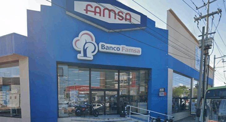 Cierra operaciones en el mercado bancario Banco Ahorro Famsa por incumplimientos regulatorios