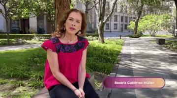 """Beatriz Gutiérrez se vuelve tendencia por responder """"No soy médico"""" a usuario que la cuestionó sobre niños con cáncer"""
