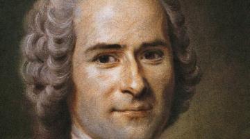 Hoy recordamos a Jean Jacques Rousseau