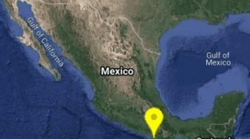 Se registra sismo de 5.5 en Pinotepa Nacional, Oaxaca; se percibió en CDMX