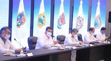 Gobernadores de Chihuahua y Nuevo León se aplicarán prueba, tras reunirse con su homólogo de Tamaulipas positivo a COVID-19