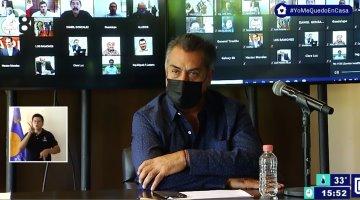Decretan en Nuevo León medidas adicionales por contagios, tras reapertura económica