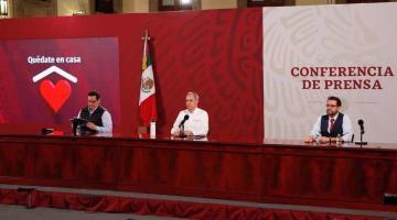 Pide López-Gatell a la sociedad incorporar medidas preventivas para tener un desconfinamiento ordenado