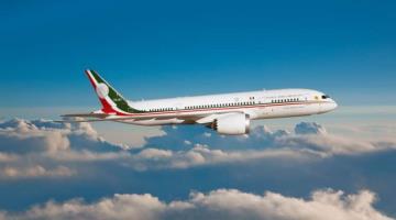Informarán el lunes sobre avances en venta del avión presidencial