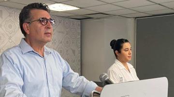 Da positivo a Covid secretario de Salud... en Sonora