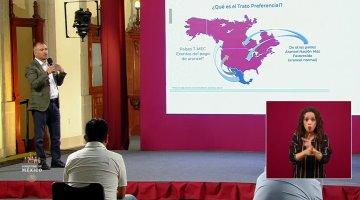 Las MiPymes enfrentan mayores obstáculos para participar en las cadenas de exportación, señala Economía
