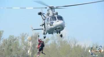 Reporta Marina rescate de más de 800 personas en operaciones de búsqueda