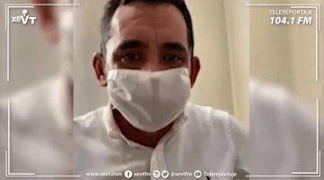 Alcalde de Tlalixcoyan da positivo a coronavirus; van 4 ediles contagiados en Veracruz