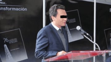 Juez niega amparo a esposa de Lozoya contra orden de aprehensión