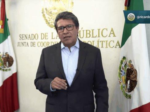 Advierte Monreal riesgos en selección de candidaturas en MORENA; pide evitar conflictos internos