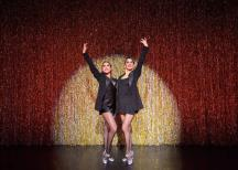 #TabasqueñosEnRedes Biby Gaytán comparte video de su número favorito en Chicago, el musical