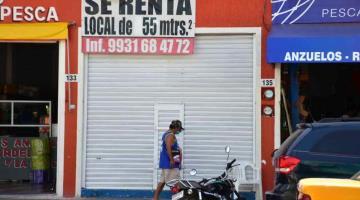 FOTO GALERÍA: Cada vez hay más locales comerciales desocupados; negocios ya no pudieron abrir en la nueva normalidad