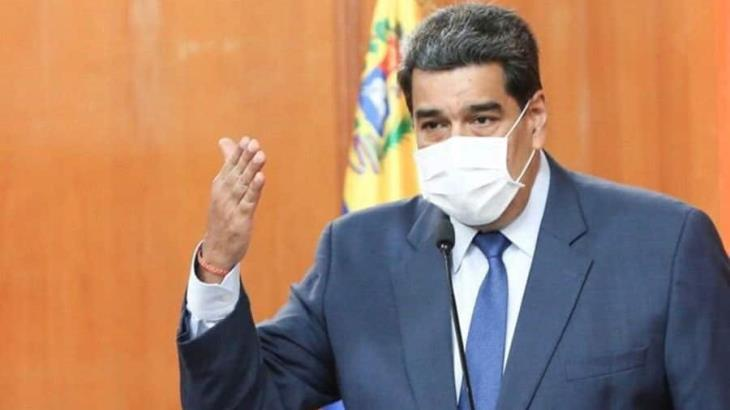 Acusa Nicolás Maduro a EU de financiar campaña mediática para desprestigiar a Venezuela