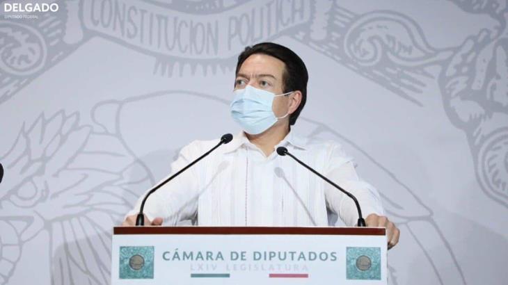 No habrá imposición de cuotas ni cuates en designación de consejeros del INE, sostiene Mario Delgado