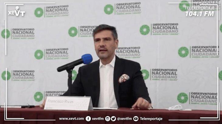 Atentado contra García Harfuch se dio por capacidad de penetración de la delincuencia organizada: Observatorio Nacional Ciudadano