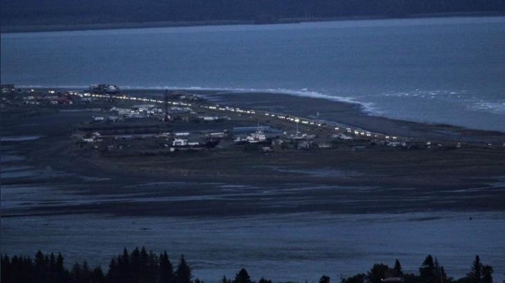 Sacude terremoto de 7.8 a Alaska; provocó una alerta de tsunami, que no sucedió