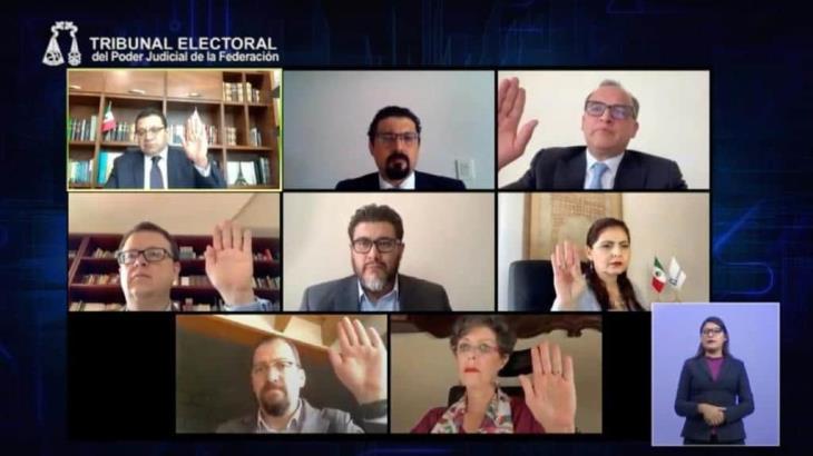 TEPJF desecha impugnaciones de aspirantes a consejeros del INE